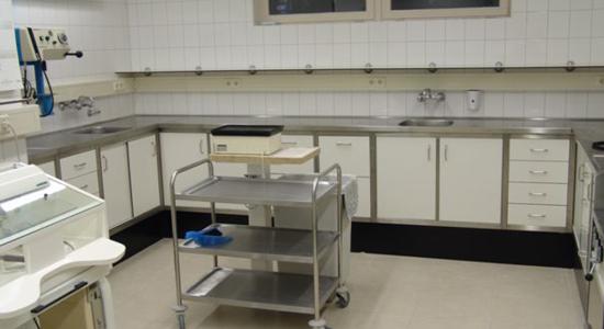 Ovri-laboratoriuminrichting